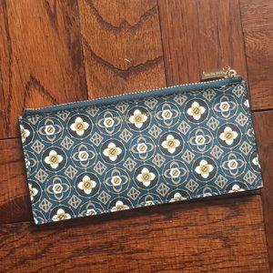 Brand new Henri Bendel mini wallet / card holder